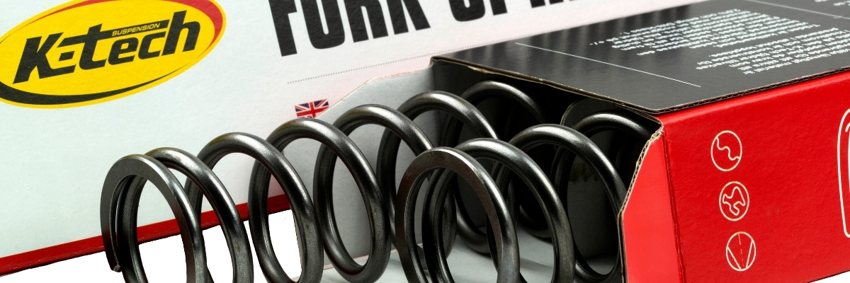 High Performance Fork Springs