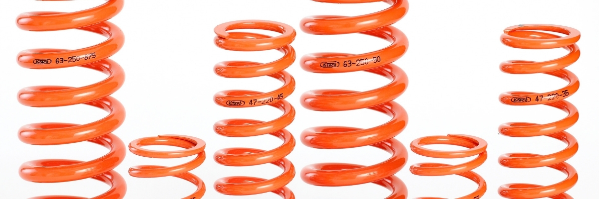 High Performance Shock Springs