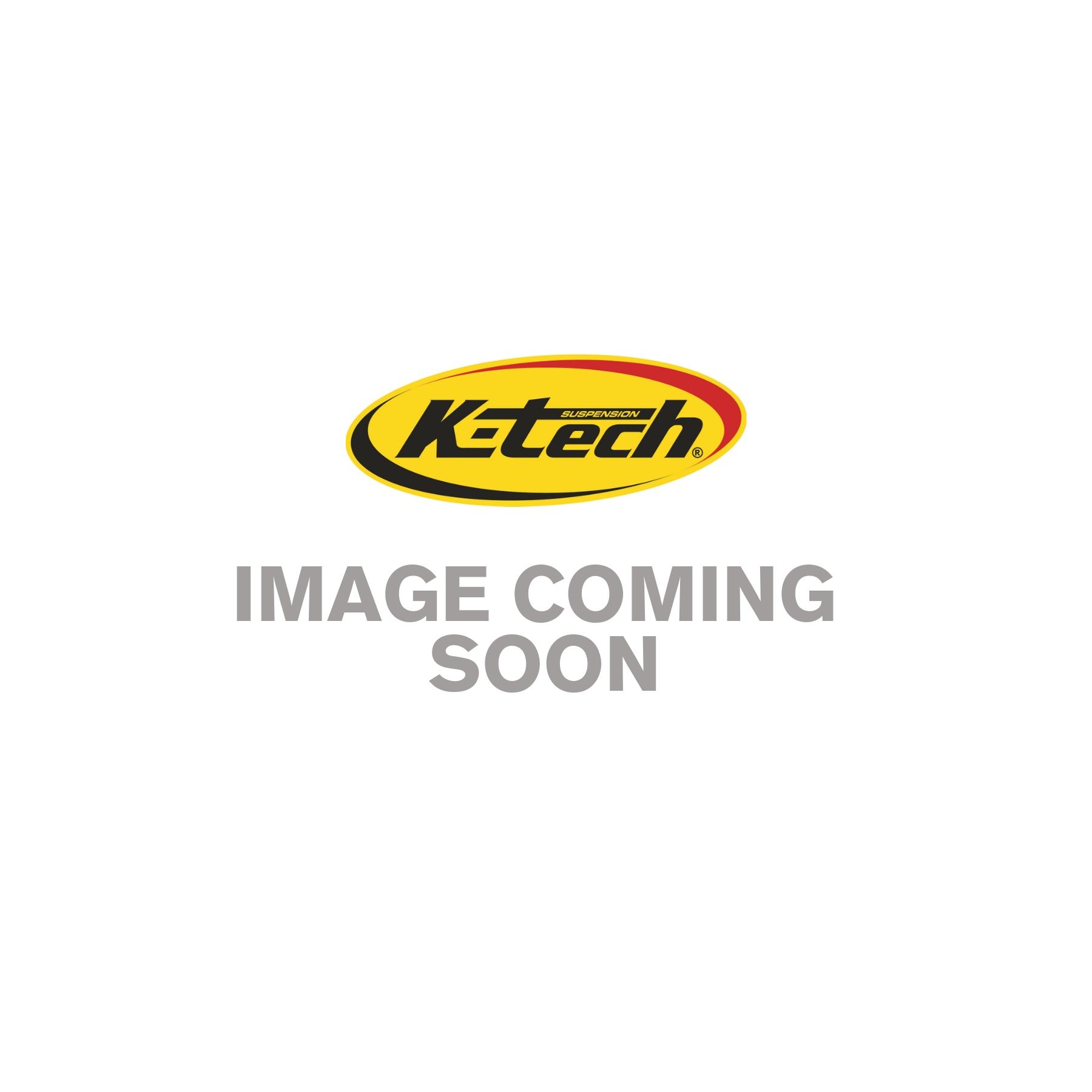 Shock Absorber Reservoir End Cap-inc Valve (KYB 52x10mm) -Black
