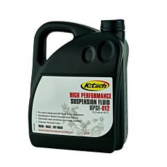 SHOCK ABSORBER OIL K-TECH HIGH PERFORMANCE SAE 2.5w (5 ltr)